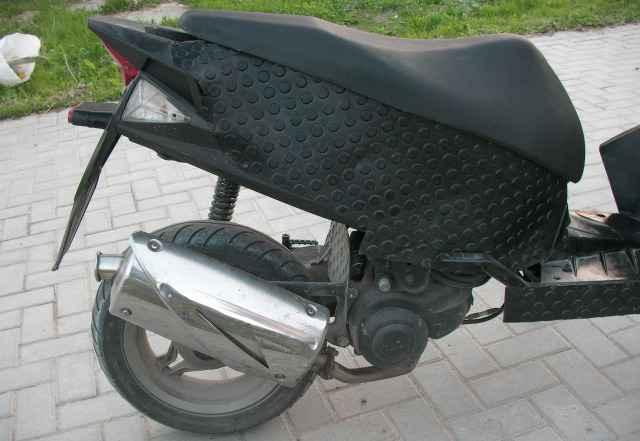 Скутер Стелс Скиф 50 куб.см