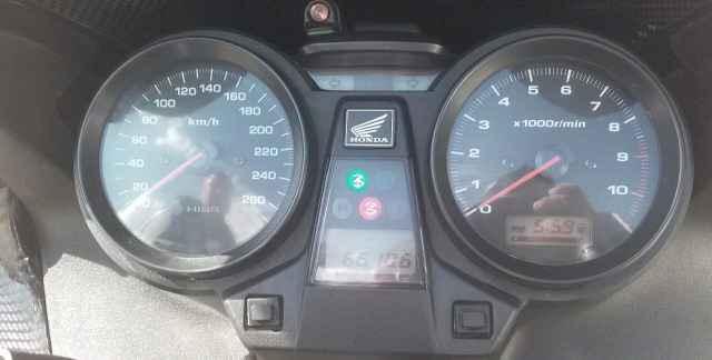 Хонда SB 1300 sf boldor