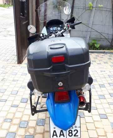 Кавасаки KLR 650