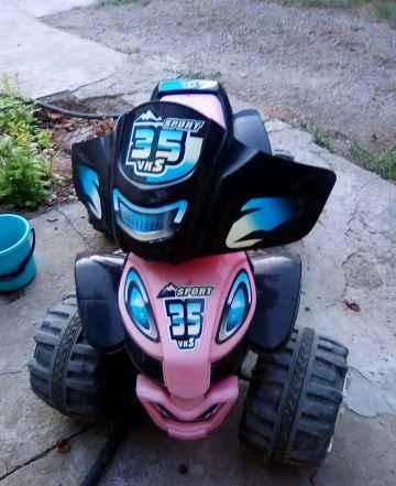 Продаю детский квадроцикл