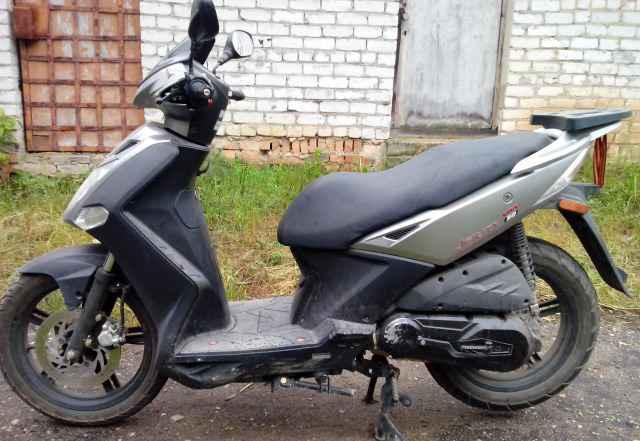 Скутер Кумко Agility Сити 125