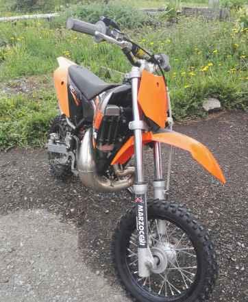КТМ 50 SX 2011 г.в