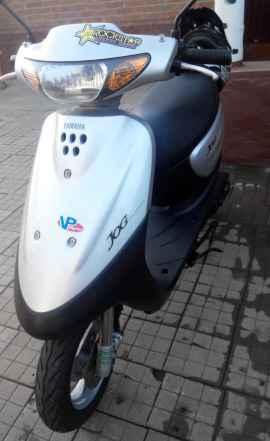 Продаётся скутер Ямаха Jog 50 куб. 2005 года
