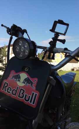 Продам мотоцикл Ирбис TTR 110, коробка автомат