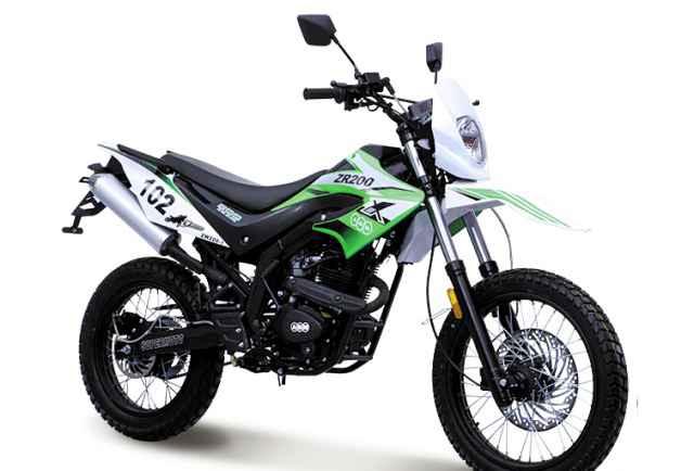 Мотоцикл ABM ZR200