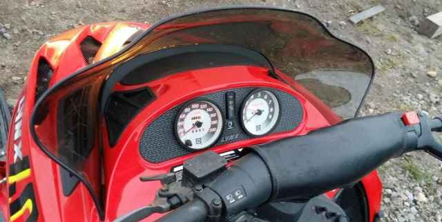 Снегоход Линкс эндуро 400 F 2004 г