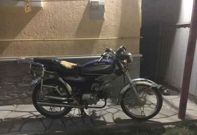 Мопед Орион 80 кубовый