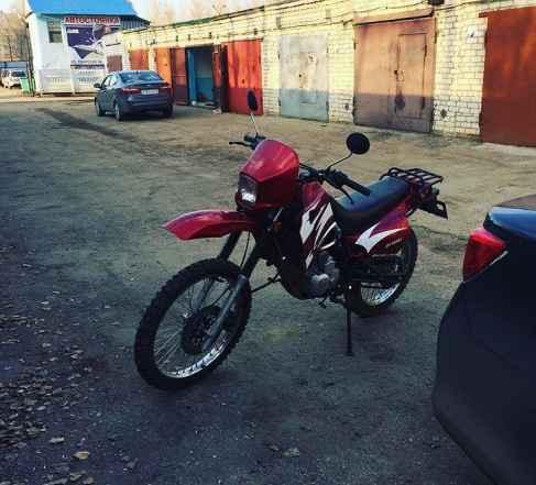 Продам мотоцикл эндуро