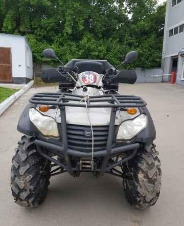 Продам квадроцикл CF Мото Х6 2012 г.в