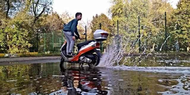 Скутер балтмоторс joy 50