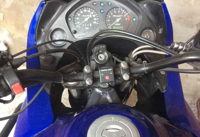 Хонда Transalp 650 2001г