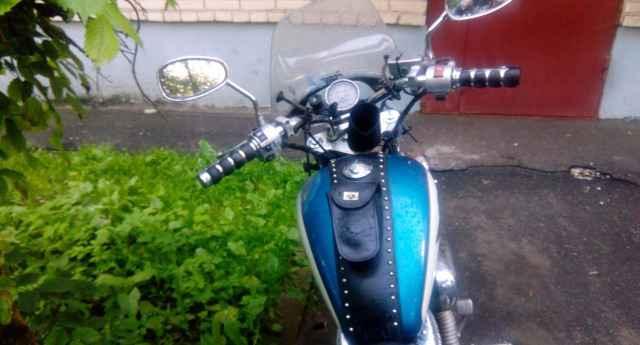 Хонда Стид 400