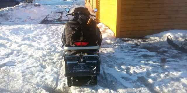 Продам снегоход SKI-DOO Тундра WT 550 2014