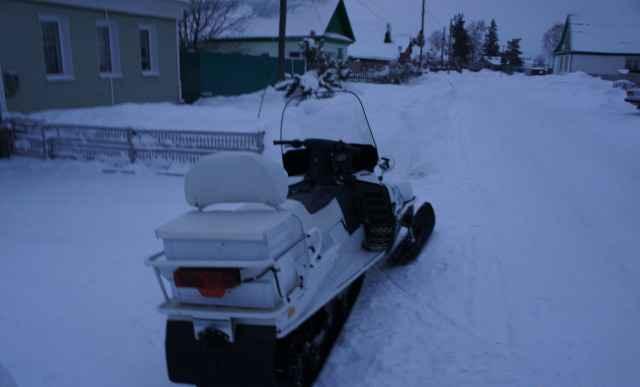 Снегоход Ямаха Викинг 4 Лимитед 2013г