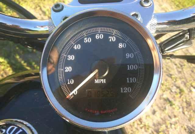 Харлей-Дэвидсон XL1200C
