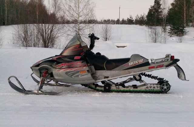 Арктик Кэт Mountain 800 1М (162 л.с.)