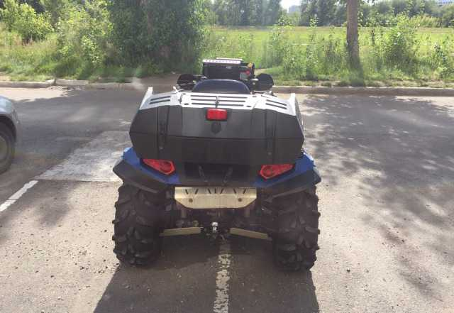 Polaris Sportsman 850 Туринг