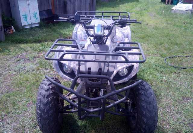 Квадроцикл Ирбис 200