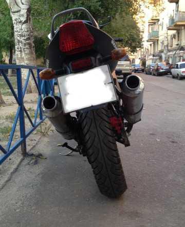 Мотоцикл нанфанг-250