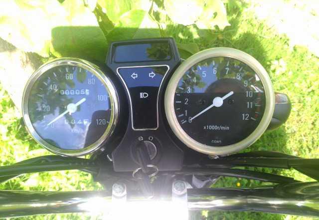Мопед-мотоцикл альфа RX ZS-50