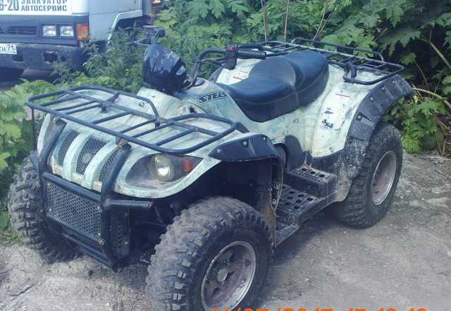 Стелс 500 гт