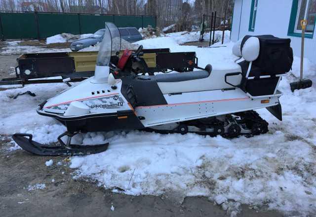 Снегоход Ямаха VK-540 IV Лимитед