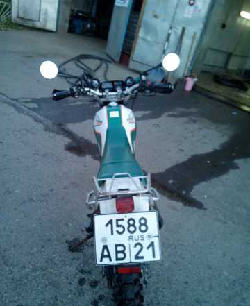 Продаю Ямаха XT225 Serow