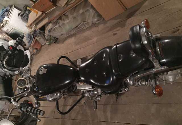 Продам мотоцикл Стелс Крузер 400