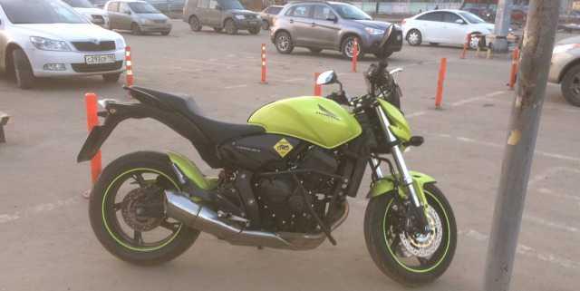Хонда cb 600 Хорнет