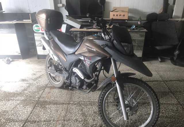 Мотоцикл Рейсер Renjer 200