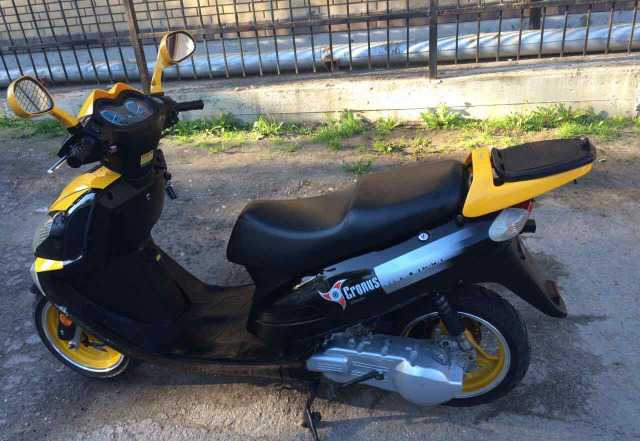 Продаю скутер