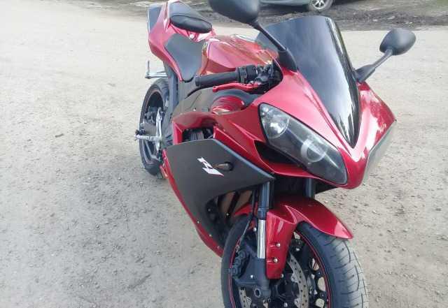 фото мотоцикла ямаха р1