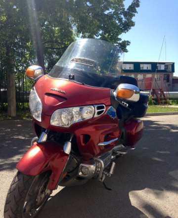 Продам мотоцикл Хонда ГолдВинг GL1800 2001 г