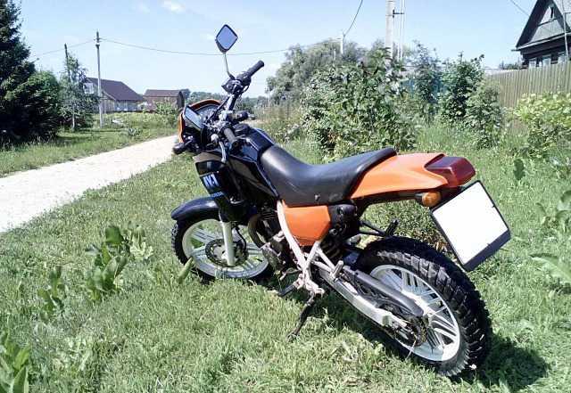 Хонда ax-1