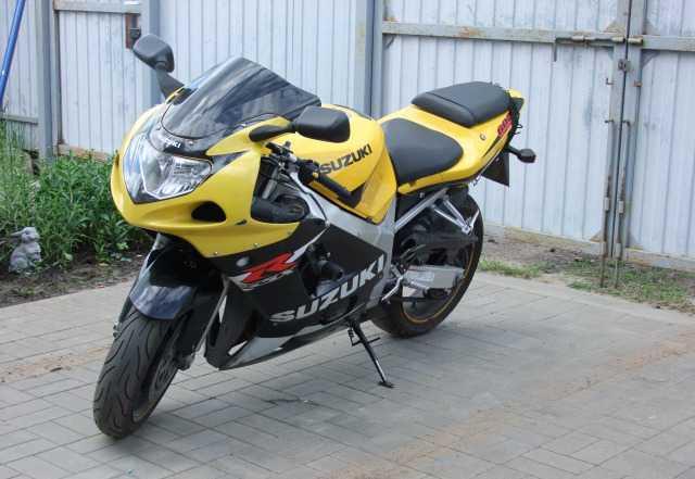 Suzuki GSX-Р 600 K2