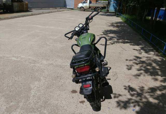 Продам мотоцикл Ermak
