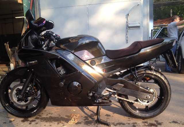 Хонда cbr600f