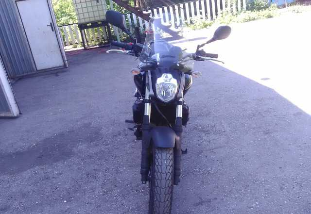 Ямаха MT-03 2009г
