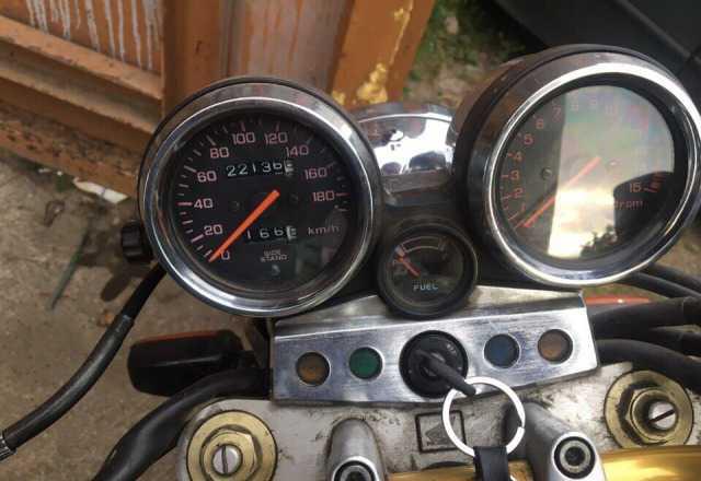 Хонда cb-400