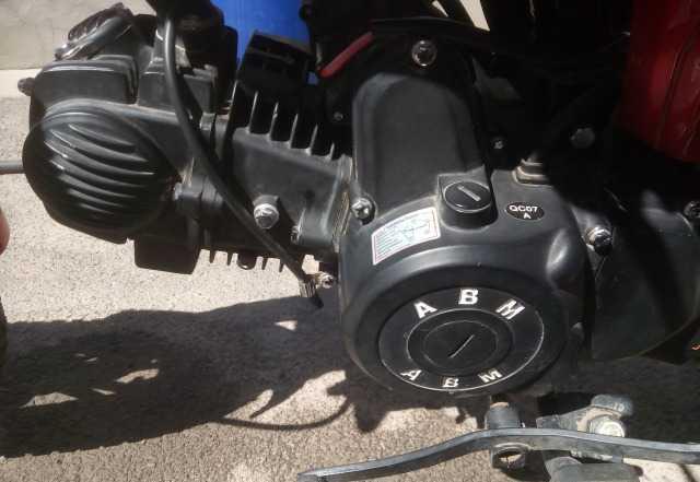 Продаю мотоцикл ABM Фантом zw-125-5