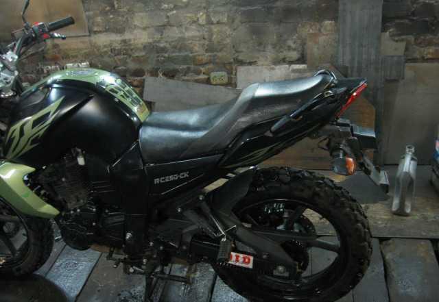 Мотоцикл Рейсер Нитро 250 RC250CK