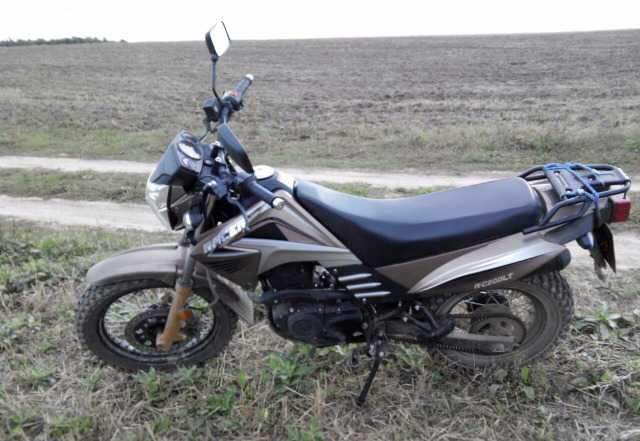 Продам Мотоцикл Рейсер Форестер