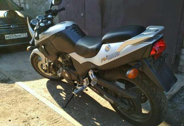 Продам мотоцикл 250 кубов