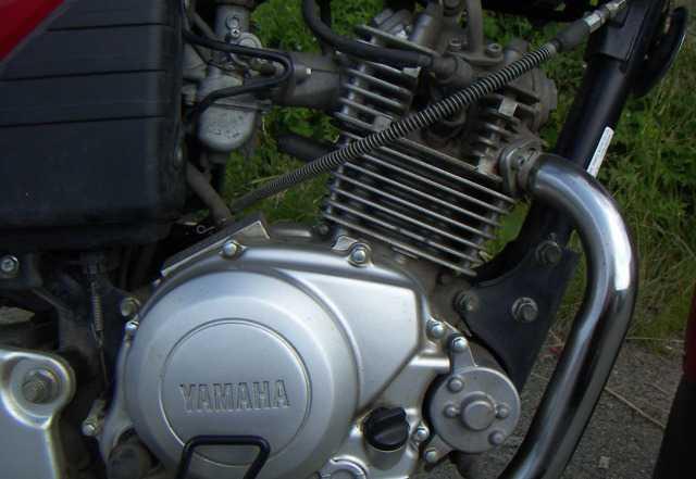 Ямаха YBR 125