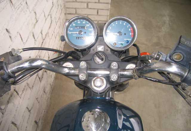 Хонда CB400SS