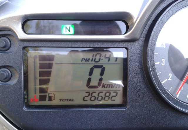 Хонда transalp XL700V
