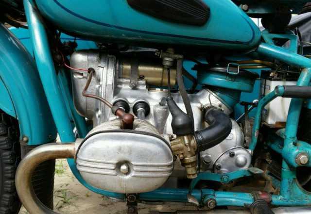 Урал 2 мотоцикл